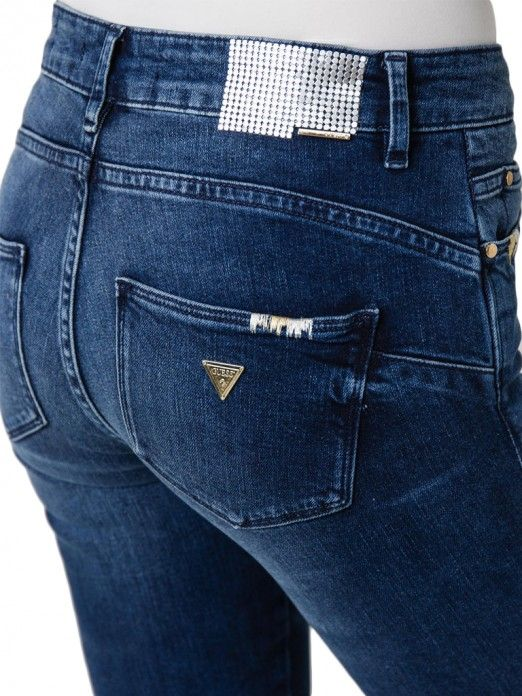 Jeans Mujer Jeans Guess W93a37d3ip0 Mellmak