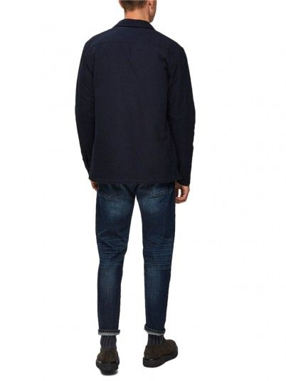 Jeans Man Dark Jeans Selected