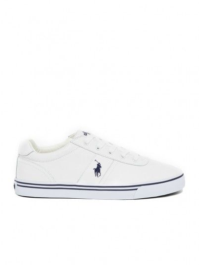 Sneakers Man White Polo Ralph Lauren