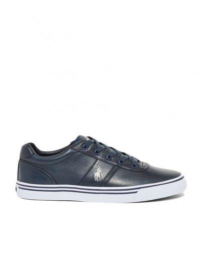 Sneakers Man Blue Polo Ralph Lauren