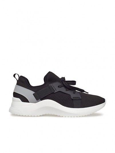 Sneakers Uomo Nero Calvin Klein
