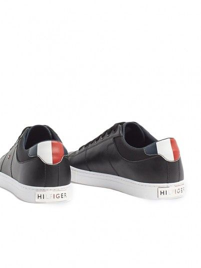 Sneakers Man Black Tommy Jeans