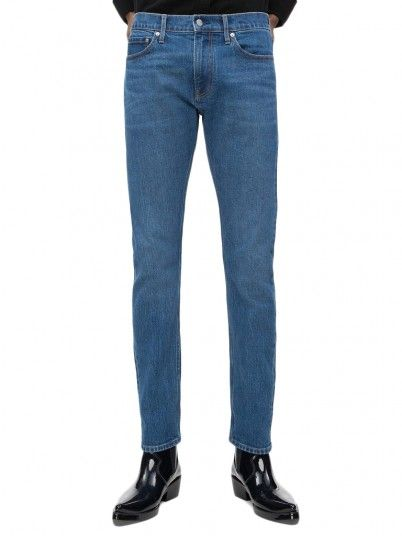 Jeans Uomo Slim Jeans Calvin Klein