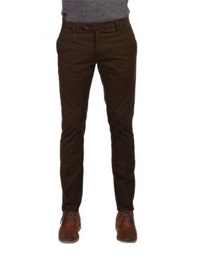 Pants Man Dark Brown Antony Morato