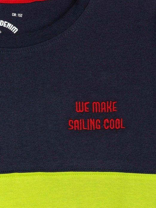 T-Shirt Menino Jacky Tiffosi