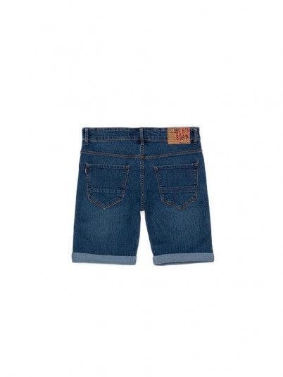 Shorts Boy Dark Jeans Tiffosi Kids