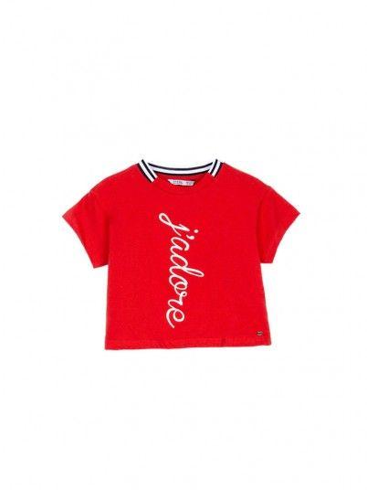 T-Shirt Menina Alexandria Tiffosi