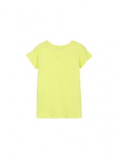 T-Shirt Ragazza Verde Tiffosi Kids