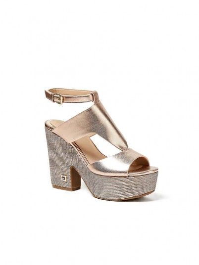 Sandals Woman Rose Guess