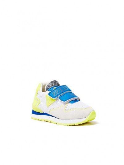Sneakers Boy White Guess