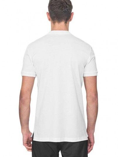 Polo Shirt Man White Antony Morato