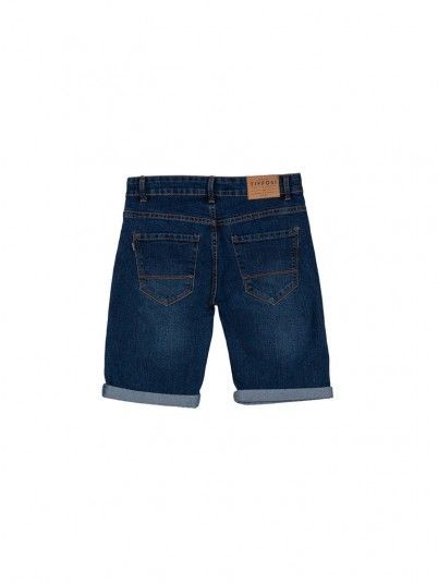 Shorts Girl Jeans Tiffosi Kids