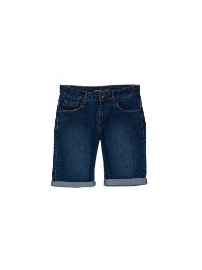 Short Fille Jeans Tiffosi Kids