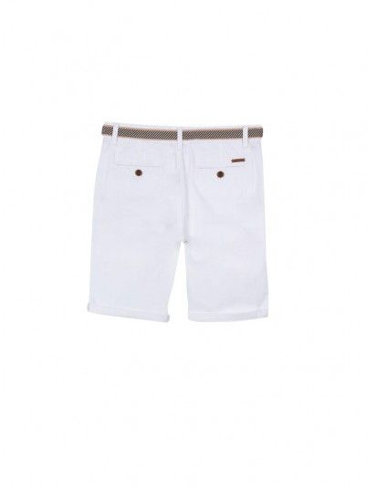 Short Garçon Blanc Tiffosi Kids