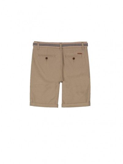 Shorts Boy Beige Tiffosi Kids