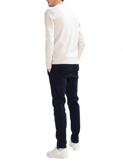 Pantalones Hombre Azul Marino Jack & Jones
