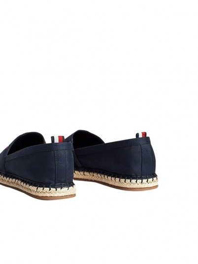 Chaussures Femme Bleu Marine Tommy Jeans