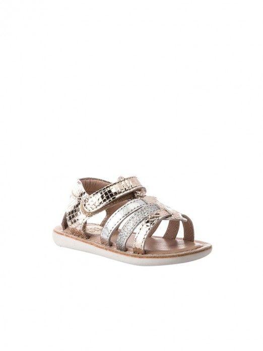 Sandals Girl Golden Gioseppo