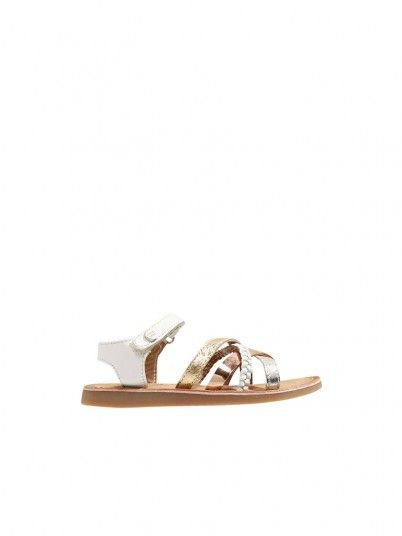 Sandals Girl White Gioseppo