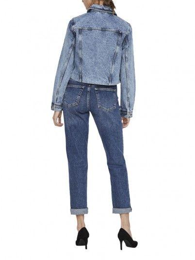 Jacket Woman Jeans Vero Moda