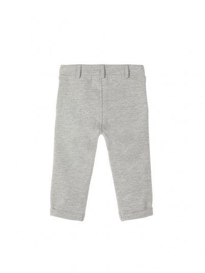 Pantalones Niño Gris Name It