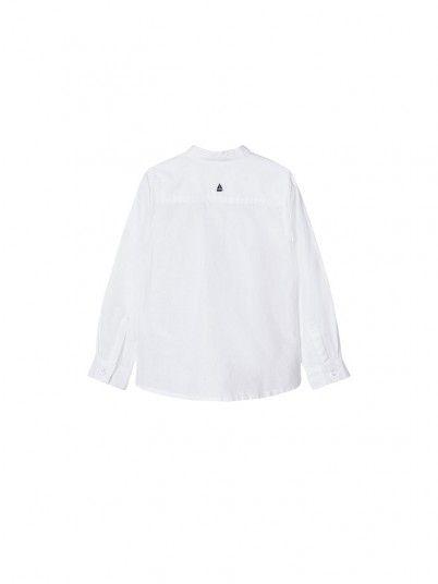 Camisa Niño Blanco Name It