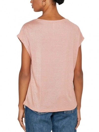 Blouse Femme Rose Only