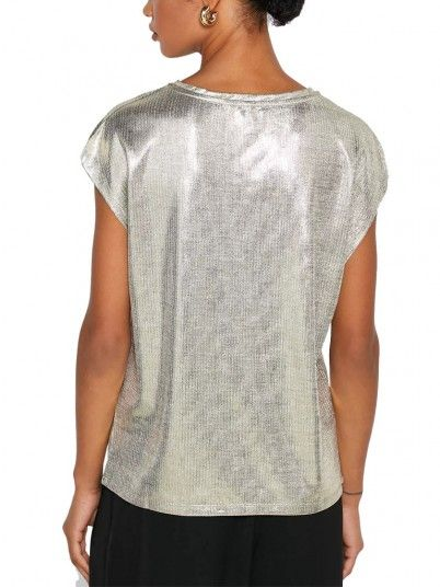 Blusa Mujer Oro Only