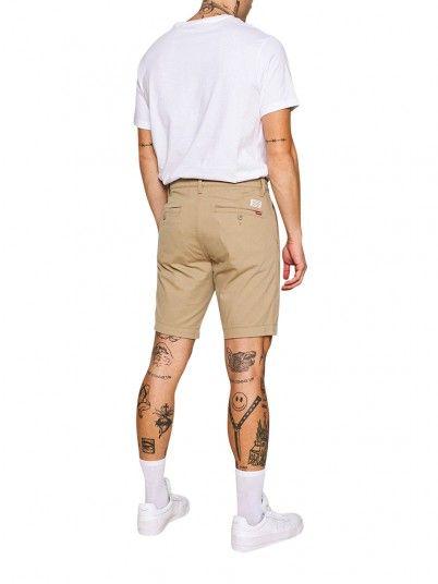 Shorts Man Beige Levis