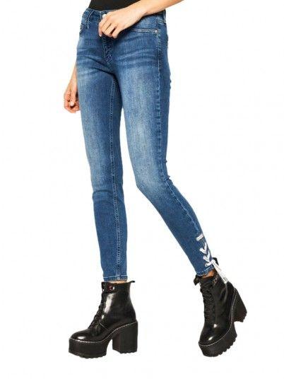 Jeans Woman Jeans Calvin Klein