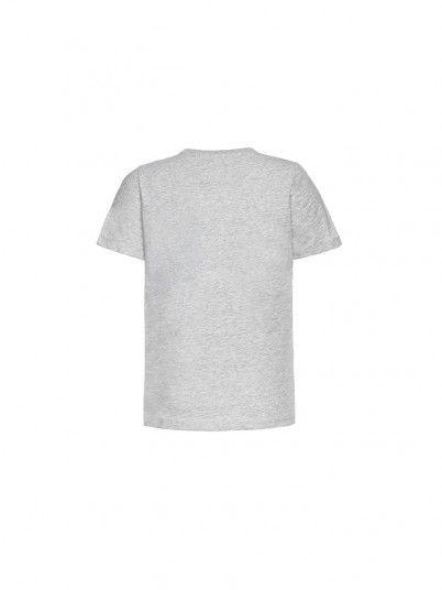 T-Shirt Boy White Tommy Jeans Kids