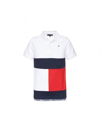 Polo Menino Tommy Jeans