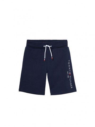 Shorts Boy White Tommy Jeans Kids