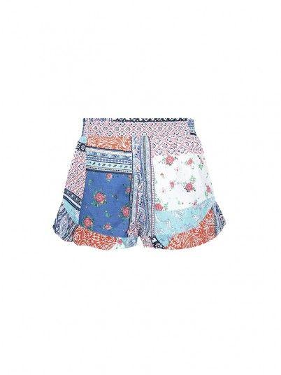 Shorts Girl Multicolor Pepe Jeans London