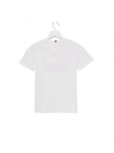 T-Shirt Menino Tommy Jeans