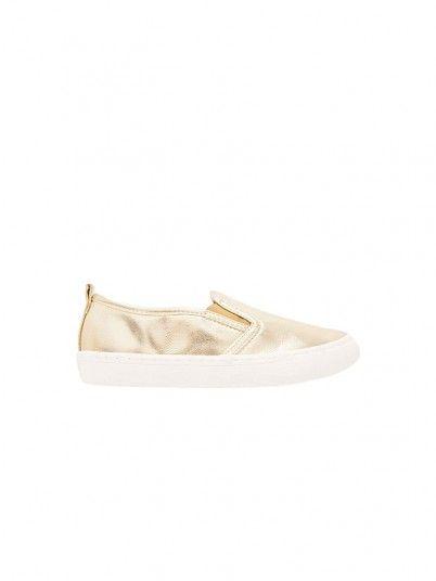 Zapatos Niña Oro Gioseppo