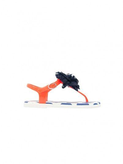 Sandals Girl Orange Gioseppo