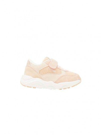 Sneakers Ragazza Rosa Mtng