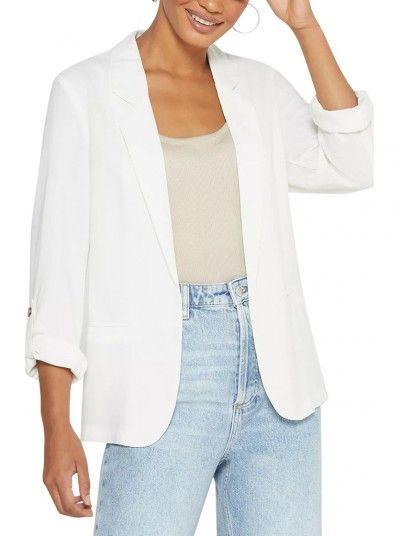 Blazer Woman White Vero Moda
