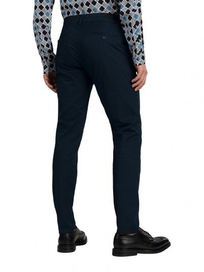 Pants Man Navy Blue Antony Morato