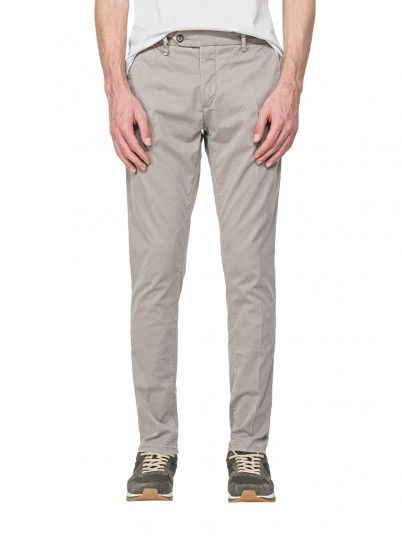 Pants Man Grey Antony Morato