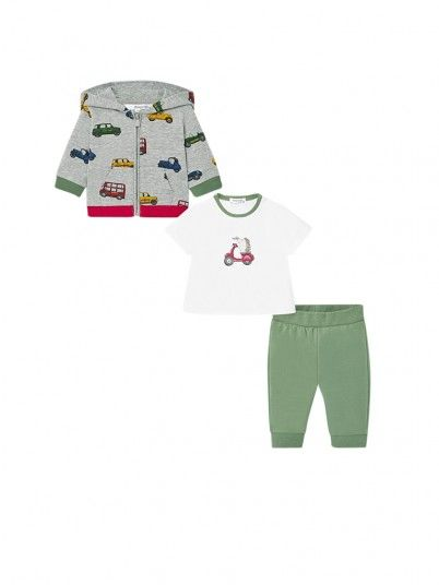 Set Bambino Verde Mayoral