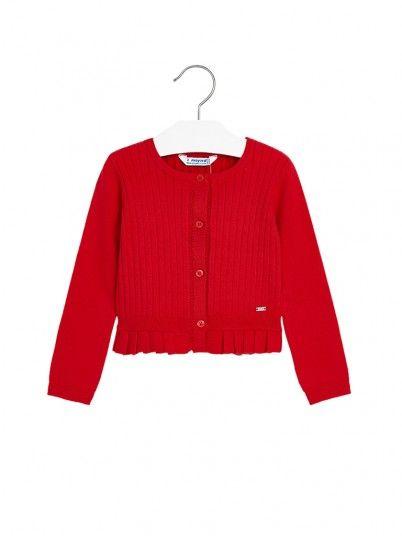 Jacket Girl Red Mayoral