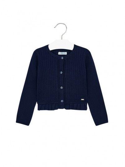 Jacket Girl Navy Blue Mayoral