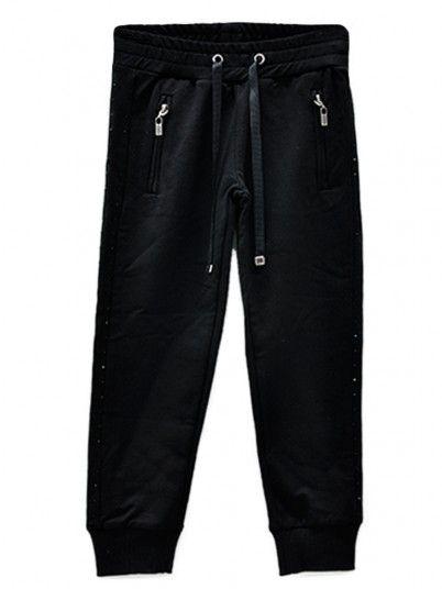 Pantalones Niña Negro Fracomina