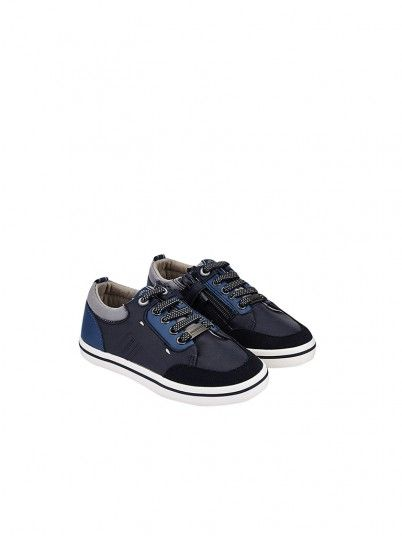 Sneakers Boy Navy Blue Mayoral