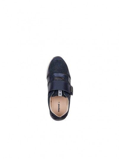 Sneakers Girl Navy Blue Mayoral