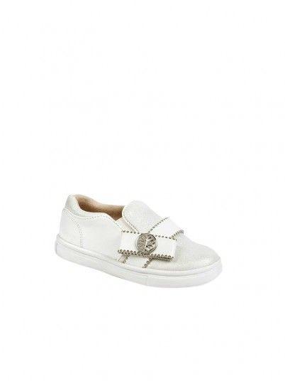 Sneakers Girl White Mayoral