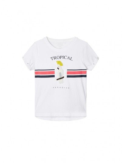 T-Shirt Menina Joelle Name It