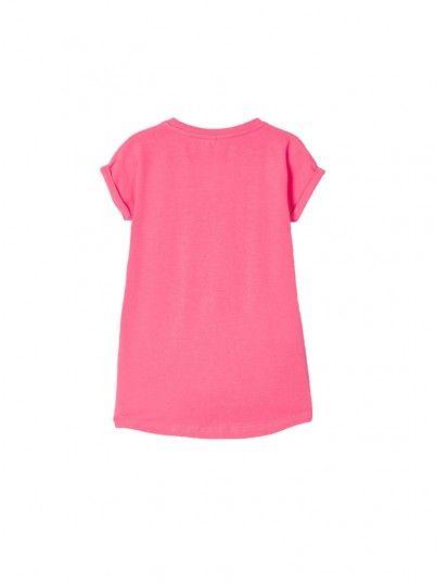 T-Shirt Menina Jalin Name It